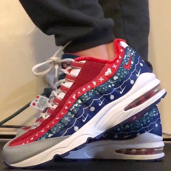 Nike Shoes | Air Max 95 Ugly Christmas